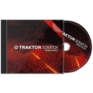 TRAKTOR SCRATCH PRO CONTROL CD