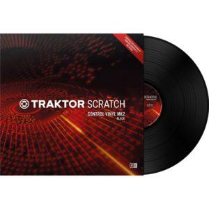 TRAKTOR SCRATCH CONTROL VINYL MK2