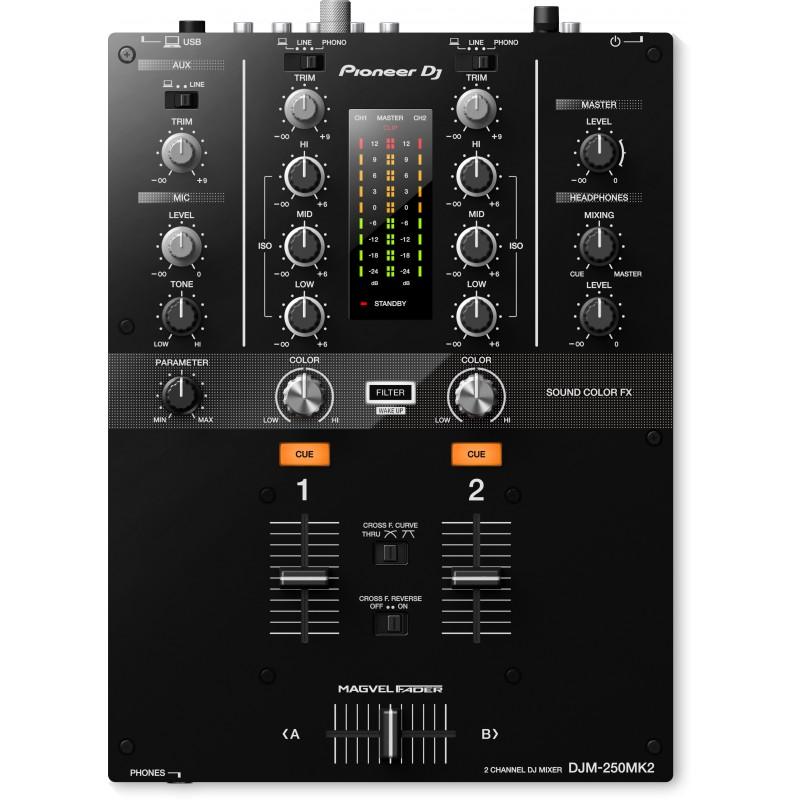 PACK 2x PLX-500 + DJM-250MKII